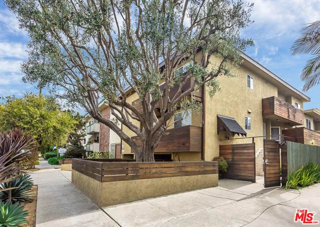 12724 Caswell Ave #2, Los Angeles, CA 90066 (#20-658854) :: The Ellingson Group