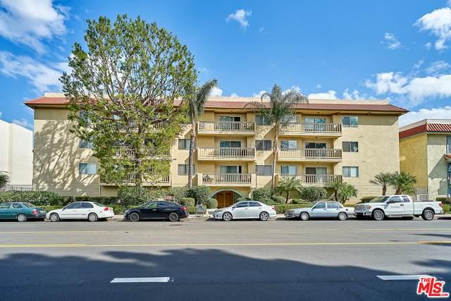 5400 Lindley Ave #303, Encino, CA 91316 (#20-658948) :: Berkshire Hathaway HomeServices California Properties