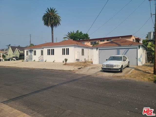 3672 Greenfield Ave, Los Angeles, CA 90034 (#20-659180) :: The Ellingson Group