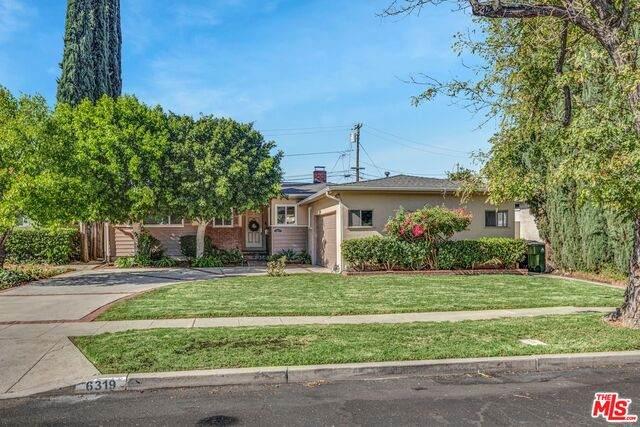 6319 Aura Ave, Tarzana, CA 91335 (#20-659334) :: Randy Plaice and Associates