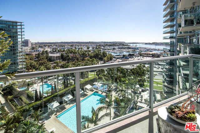 13700 Marina Pointe Dr #1229, Venice, CA 90292 (#20-659710) :: The Ellingson Group