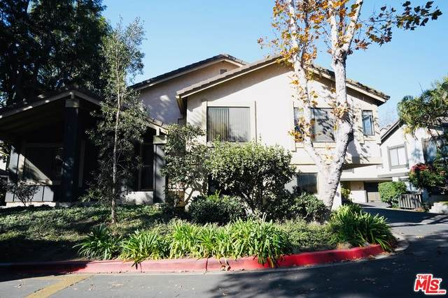 5009 Cascade Ct, Culver City, CA 90230 (#20-659848) :: The Ellingson Group