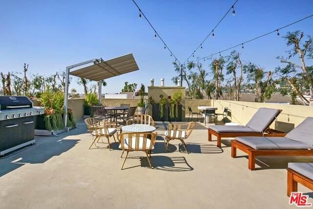 740 N Kings Rd #215, Los Angeles, CA 90069 (#20-661828) :: The Ellingson Group