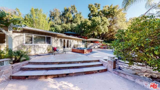 15320 Kingswood Ln, Sherman Oaks, CA 91403 (#20-662066) :: Berkshire Hathaway HomeServices California Properties