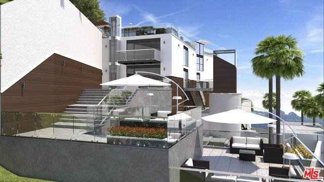 2256 Nichols Canyon Rd, Los Angeles, CA 90046 (#20-662450) :: The Grillo Group
