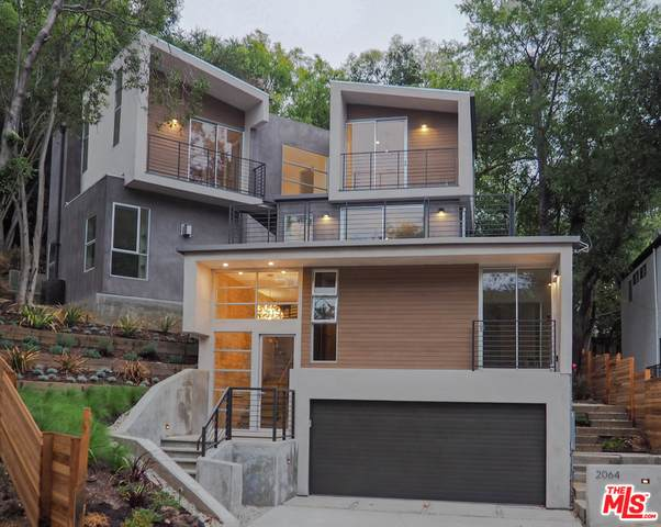 2064 N Beverly Glen Blvd, Los Angeles, CA 90077 (#20-662622) :: The Ellingson Group