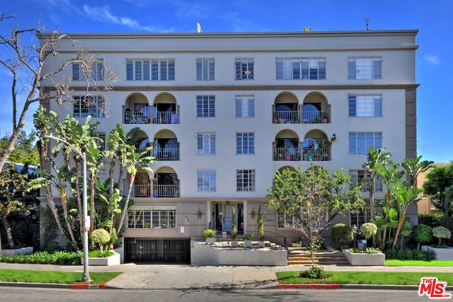 434 S Canon Dr #505, Beverly Hills, CA 90212 (#20-662762) :: The Ellingson Group
