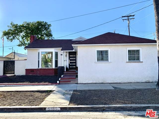 5345 Keniston Ave Ave, Los Angeles, CA 90043 (#20-662958) :: Arzuman Brothers