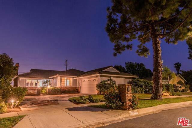 26648 Indian Peak Rd, Rancho Palos Verdes, CA 90275 (MLS #20-663012) :: Zwemmer Realty Group