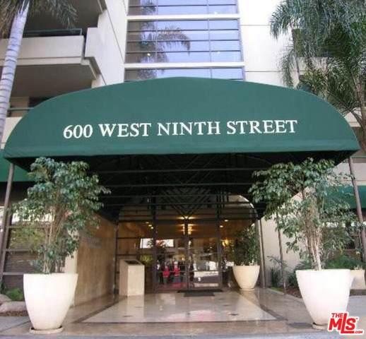 600 W 9Th St #110, Los Angeles, CA 90015 (#20-663318) :: Eman Saridin with RE/MAX of Santa Clarita