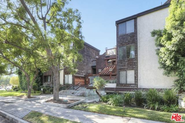 301 N Belmont St #202, Glendale, CA 91206 (#20-663338) :: The Parsons Team