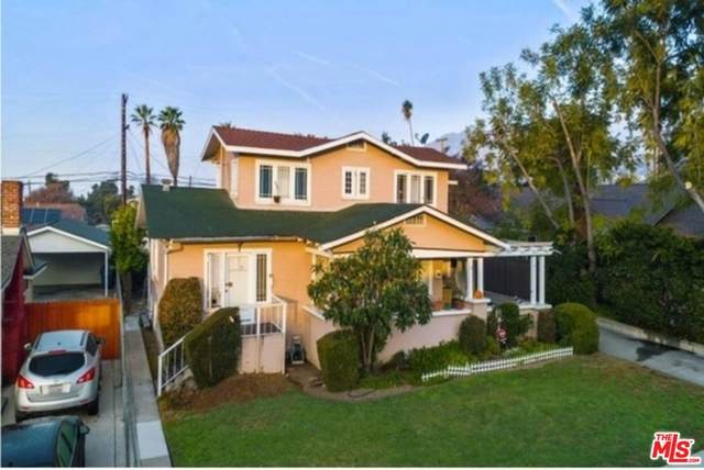 131 May Ave, Monrovia, CA 91016 (MLS #20-663584) :: Zwemmer Realty Group
