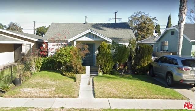 145 E 97Th St, Los Angeles, CA 90003 (#20-663874) :: The Suarez Team