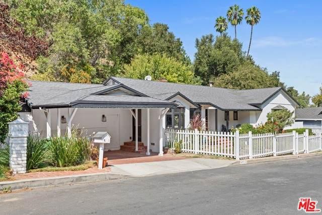 3727 Longview Valley Rd, Sherman Oaks, CA 91423 (#20-664044) :: Randy Plaice and Associates
