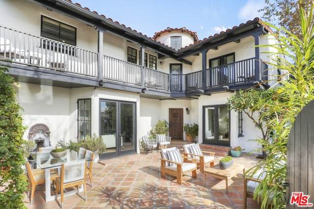 156 S Swall Dr, Beverly Hills, CA 90211 (#20-664080) :: Arzuman Brothers