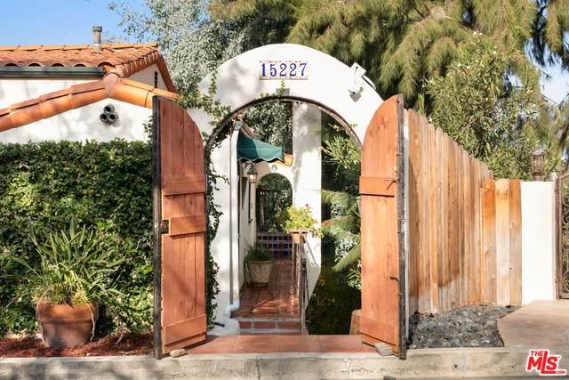 15227 Del Gado Dr, Sherman Oaks, CA 91403 (#20-664612) :: Randy Plaice and Associates