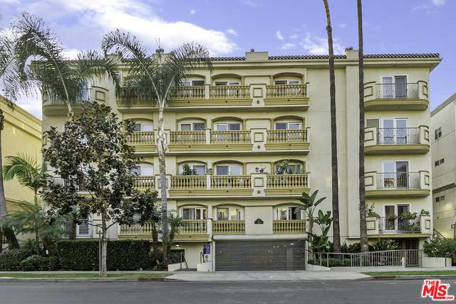 123 S Clark Dr #301, West Hollywood, CA 90048 (#20-664654) :: The Pratt Group