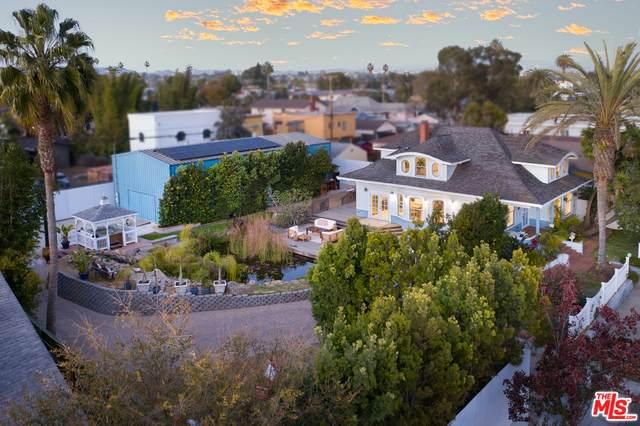 543 Broadway St, Venice, CA 90291 (#20-664806) :: The Ellingson Group
