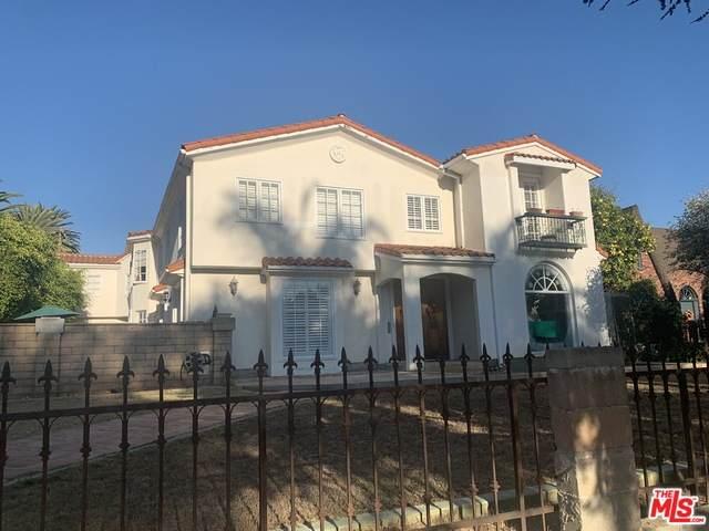 501 19Th St, Santa Monica, CA 90402 (#20-665158) :: The Ellingson Group