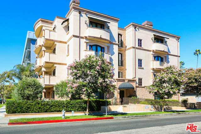 462 S Maple Dr 101A, Beverly Hills, CA 90212 (#20-665218) :: The Ellingson Group