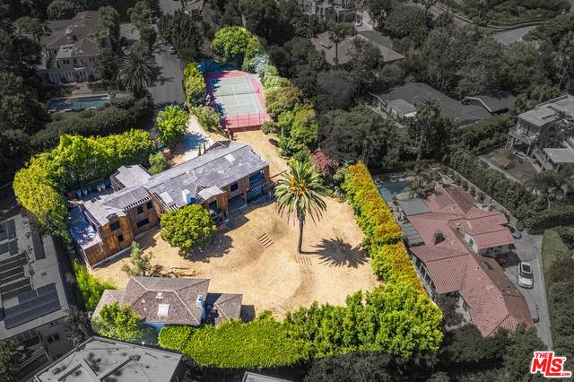 1120 Summit Dr, Beverly Hills, CA 90210 (#20-665220) :: Arzuman Brothers