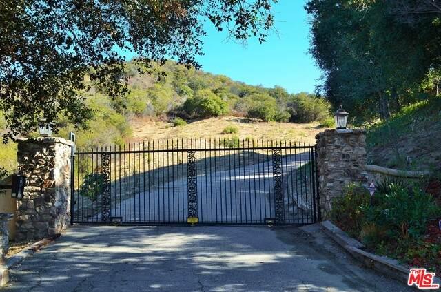 2336 N Topanga Canyon Blvd, Topanga, CA 90290 (#20-665330) :: TruLine Realty