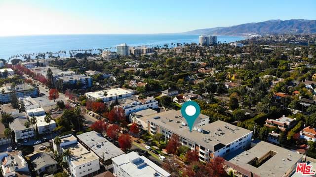 521 Montana Ave #104, Santa Monica, CA 90403 (#20-665402) :: The Ellingson Group