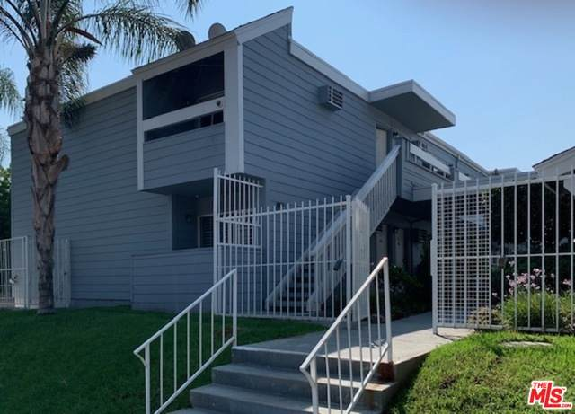 20930 Parthenia St #201, Canoga Park, CA 91304 (#20-665648) :: Randy Plaice and Associates