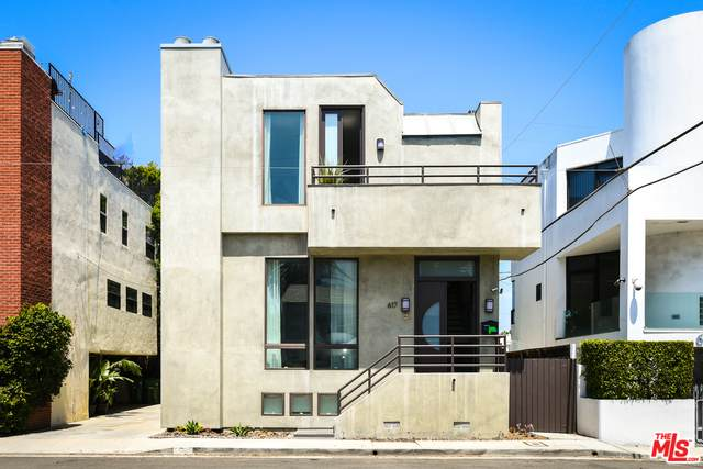 617 Mildred Ave, Venice, CA 90291 (#20-665850) :: The Ellingson Group