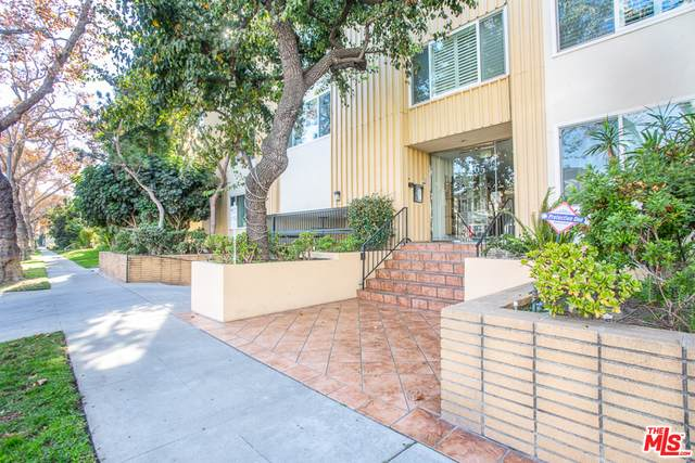 165 N Swall Dr #204, Beverly Hills, CA 90211 (#20-666056) :: The Ellingson Group