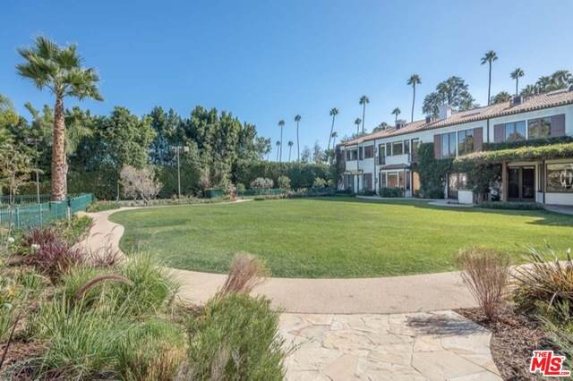 706 N Canon Dr, Beverly Hills, CA 90210 (#20-666218) :: The Ellingson Group