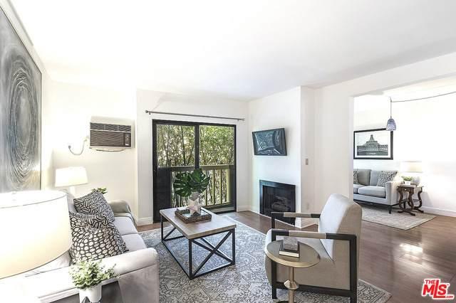 4506 Saugus Ave #12, Sherman Oaks, CA 91403 (#20-666268) :: Randy Plaice and Associates