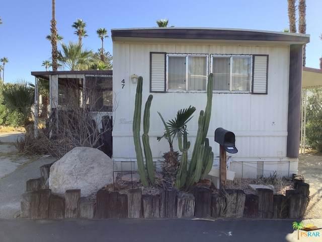70875 Dillon Rd #47, Desert Hot Springs, CA 92241 (#20-666382) :: The Pratt Group