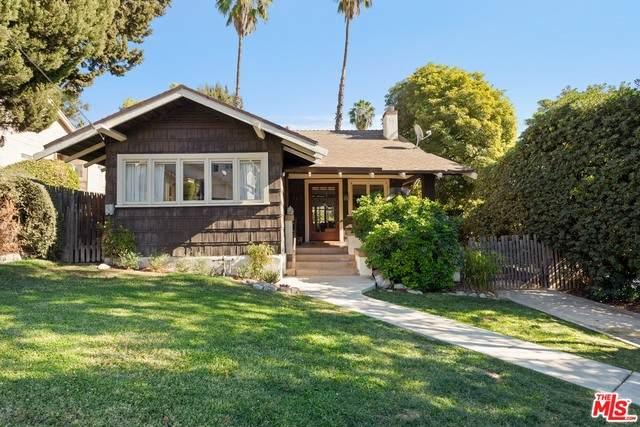 428 Lewis St, Los Angeles, CA 90042 (#20-666592) :: HomeBased Realty