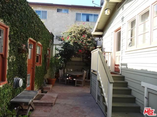 658 Ocean Park Blvd, Santa Monica, CA 90405 (#20-666738) :: HomeBased Realty