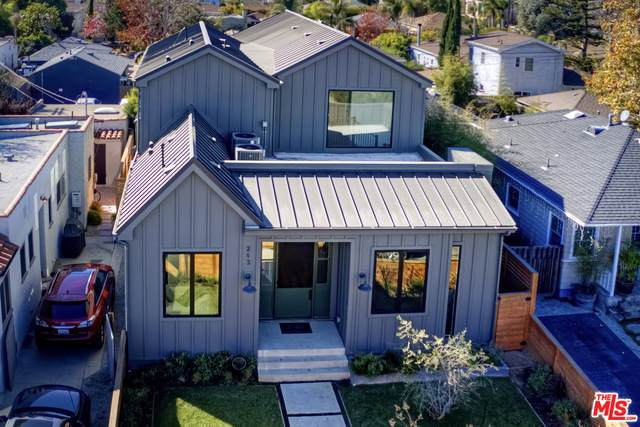 213 Ruth Ave, Venice, CA 90291 (MLS #20-666962) :: Zwemmer Realty Group