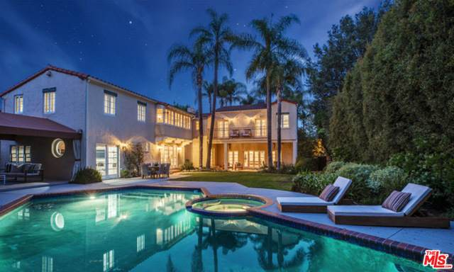 611 N Rexford Dr, Beverly Hills, CA 90210 (#20-667026) :: HomeBased Realty