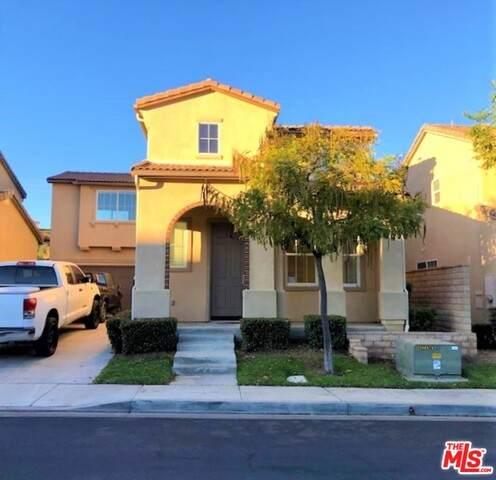 29025 Mirada Circulo, Valencia, CA 91354 (#20-667548) :: Randy Plaice and Associates