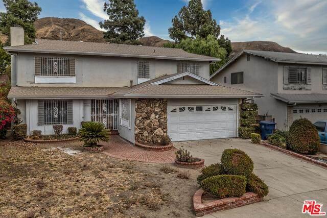11745 Luanda St, Sylmar, CA 91342 (MLS #20-669274) :: Mark Wise | Bennion Deville Homes
