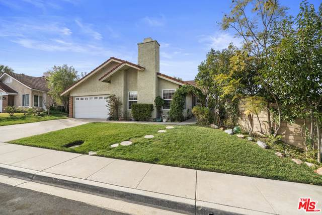 4367 Laurelhurst Rd, Moorpark, CA 93021 (#20-670104) :: The Pratt Group