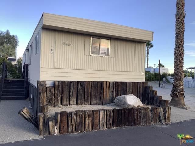 70875 Dillon #149, Desert Hot Springs, CA 92241 (#20-670680) :: The Pratt Group