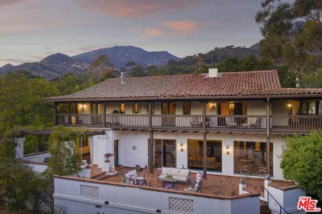 789 Park Ln, Montecito, CA 93108 (#20-671534) :: The Grillo Group