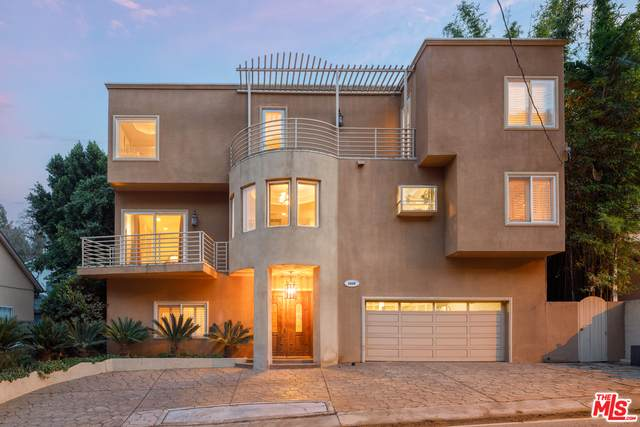 3600 Coldwater Canyon Ave, Studio City, CA 91604 (#21-675404) :: The Pratt Group