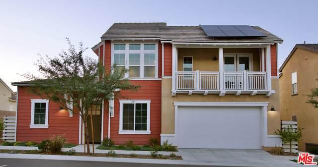25109 Citron Lane, Santa Clarita, CA 91387 (#21-675424) :: Harcourts Bella Vista Realty