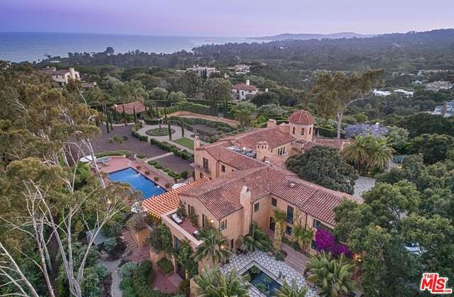 296 Las Entradas Dr, Santa Barbara, CA 93108 (#21-675576) :: The Pratt Group