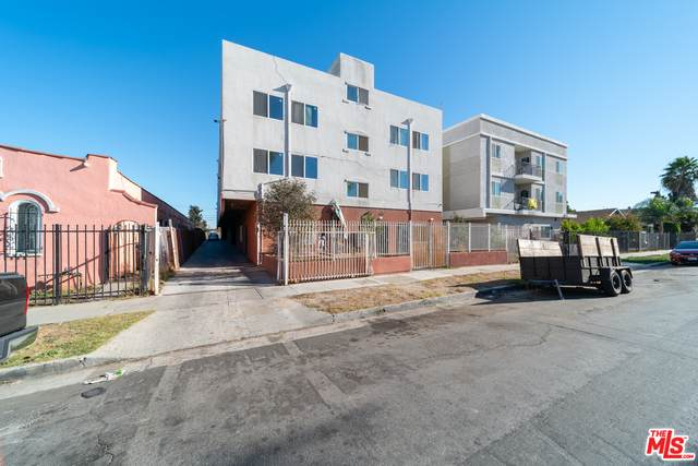 6332 Brynhurst Ave, Los Angeles, CA 90043 (#21-676174) :: The Parsons Team