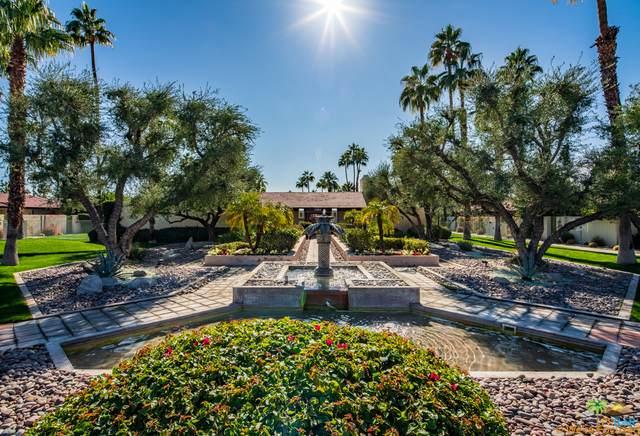 1471 E Amado Rd, Palm Springs, CA 92262 (#21-676210) :: The Pratt Group