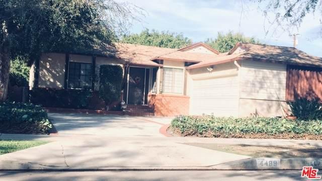 4489 Jasmine Ave, Culver City, CA 90232 (#21-677182) :: The Parsons Team