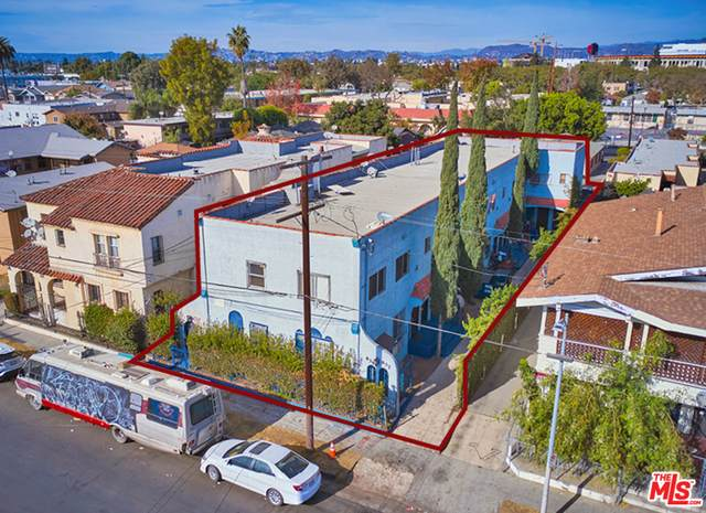837 W 42Nd Pl, Los Angeles, CA 90037 (#21-677576) :: TruLine Realty