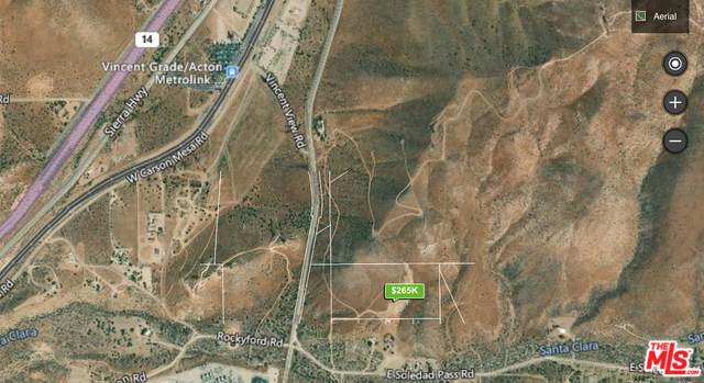 33612 Vac/Vic Hillside Dr/Sole Dr, Acton, CA 93510 (MLS #21-677634) :: Hacienda Agency Inc